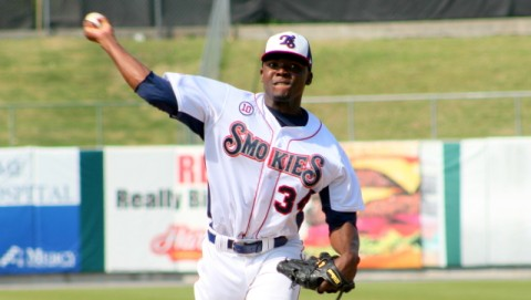 Rafael Dolis was named to the Southern League North Division All-Star Team in 2011.