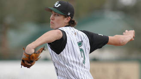 Jacob DeGrom was a ninth-round pick in 2010 out of Stetson University.